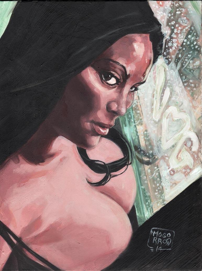 Veronica by Mogorron