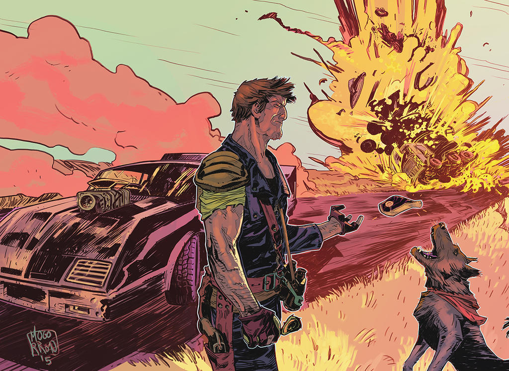 Mad Max by Mogorron