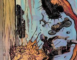 Mad Max Fury Road by Mogorron