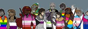 Sundown Pride! by BaserBeanz