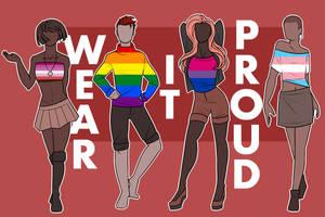 Wear It Proud [reupload]