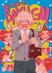 Go For It Bakugo Katsuki! Kirishima X Bakugou by Aweirdmochifujoshi