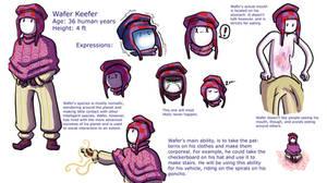 Wafer Reference by Kirokokori