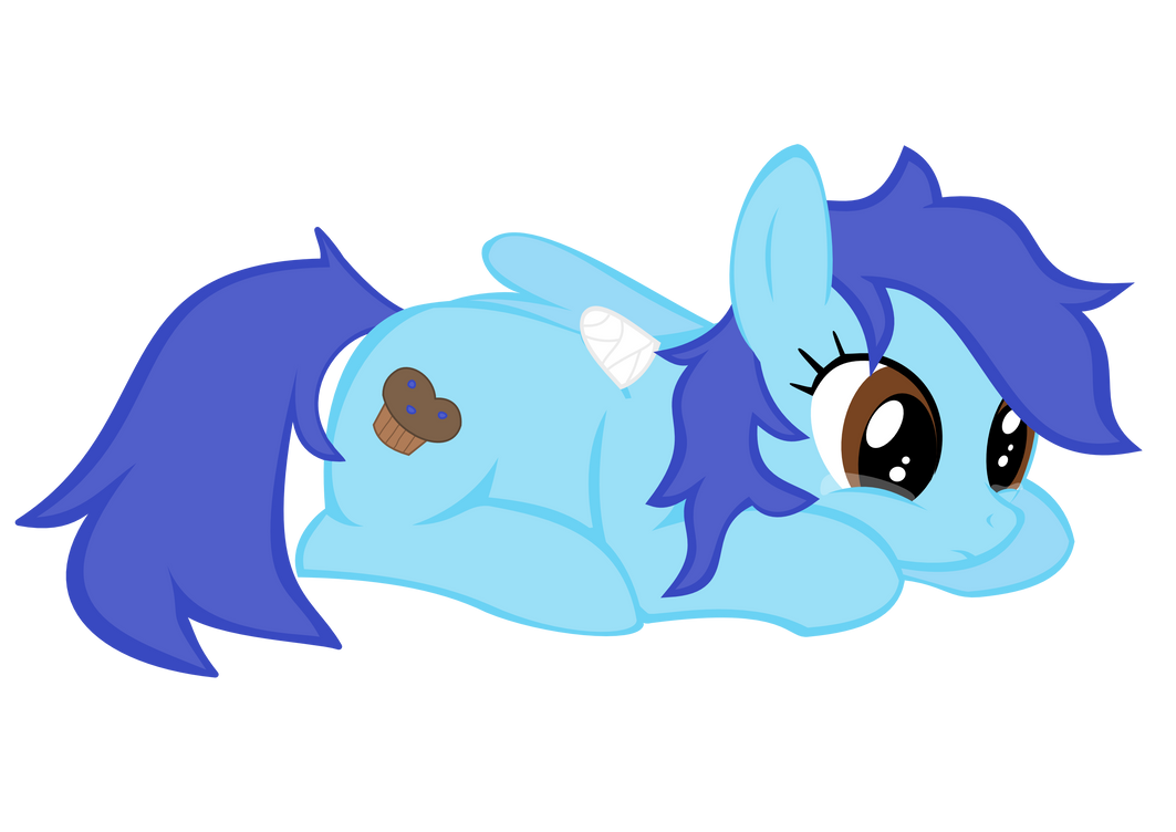 Blueberry Sadness by OceanBreezeBrony on DeviantArt