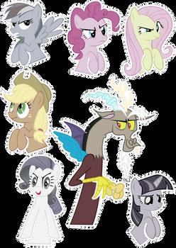 Pocket Pony DISCORD Edition