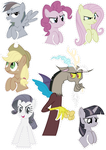 Pocket Pony DISCORD Edition
