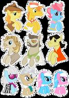Pocket Pony Earth Pony Edition by OceanBreezeBrony