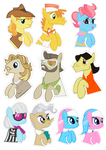 Pocket Pony Earth Pony Edition