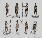 Silvernai: Inari Concept Art 2