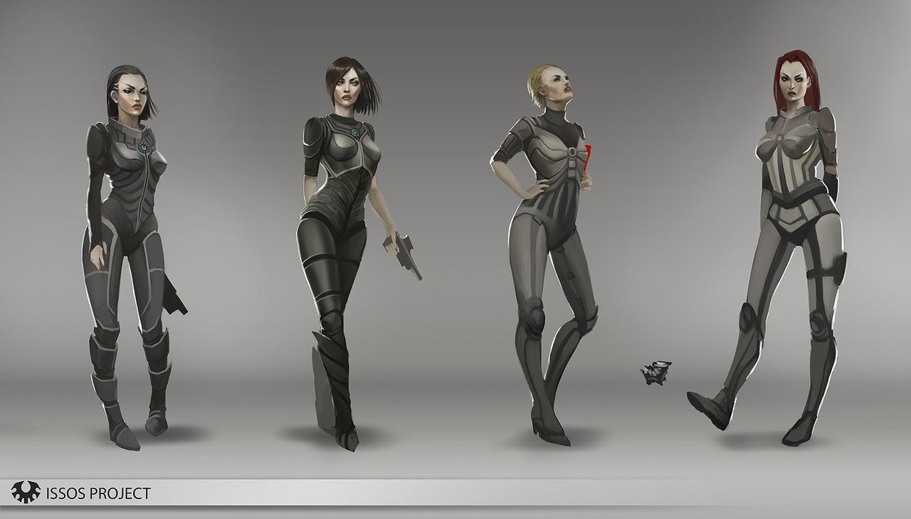 Sci fi armor design by telthona on deviantart for Sci fi decor