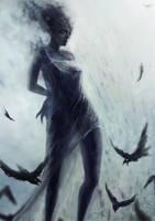 I shall feed the ravens by telthona