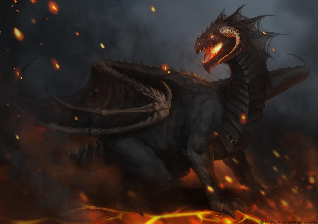 Racial Wars: Black Dragon by telthona