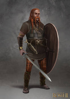 Total War: Rome II - Gaul  Champion