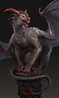 Bloodhorn Dragon