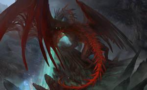 Hyper Dragon by telthona