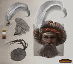 TW: Warhammer - Empire Noble Hat