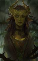 Nature Godlike by telthona