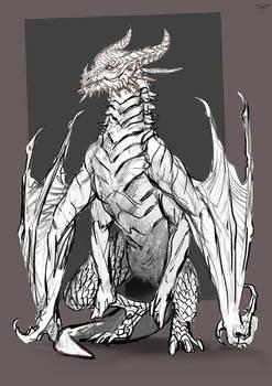 Draco Sketch