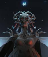 Night Fairy by telthona