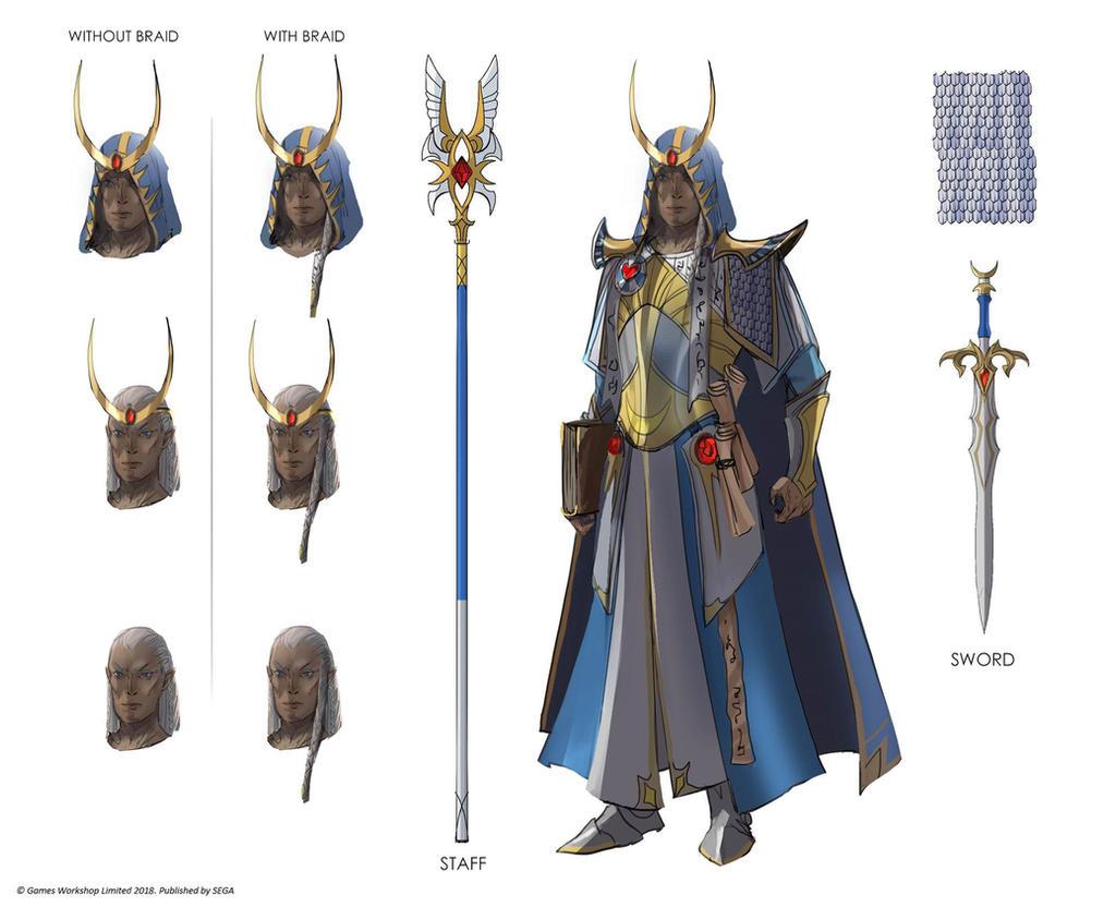 Total War: Warhammer 2 - Talarian