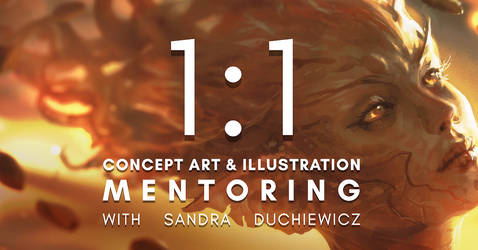 Concept Art Mentoring
