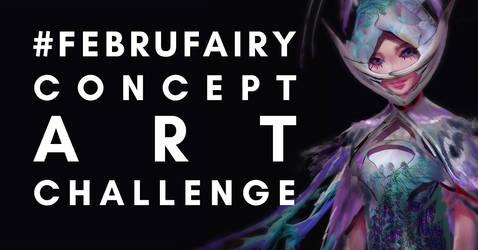#Februfairy Concept Art Challenge