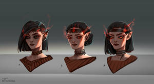 NPC Design - Vampire