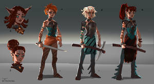 NPC Design - Outfits