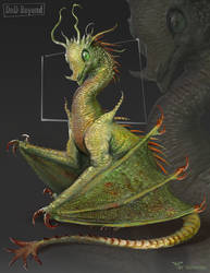 Tiny Dragon - DnD Beyond