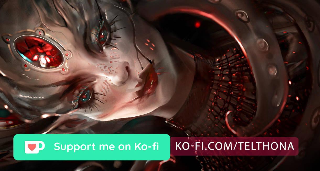 I'm now on Ko-fi!