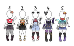 Outfit Adopts OTA/NYP closed