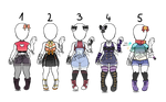 Outfit Adopts OTA/NYP OPEN