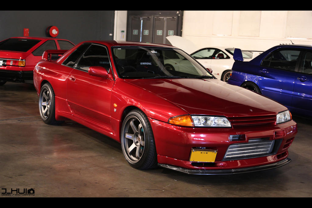 Nissan R32 Gt R By J Hui On Deviantart