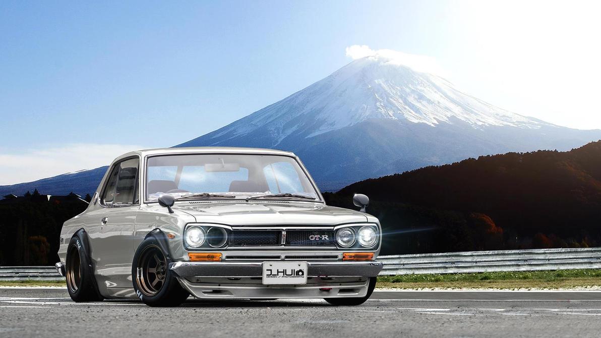 Hako in Mt. Fuji by J-HUI