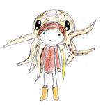 OctopusHead by PixelationUnknown