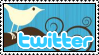 Twitter Stamp by pandaririn