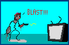 Pixel: Blast! by TheIcedWolf