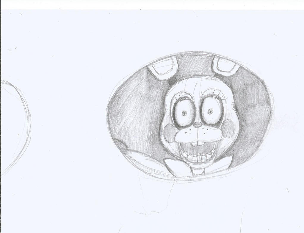 Toy Bonnie: It's Me by TheIcedWolf