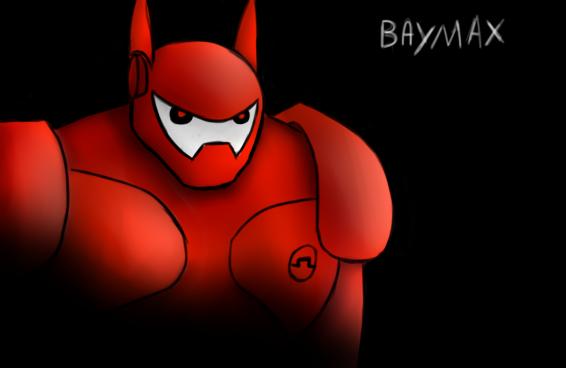 BAYMAX by TheIcedWolf