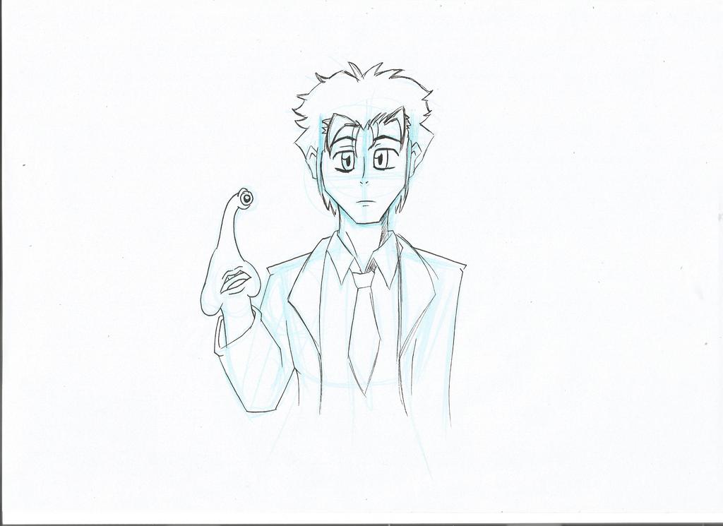 Shinichi by TheIcedWolf