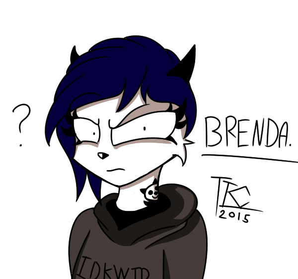 Brenda by TheIcedWolf