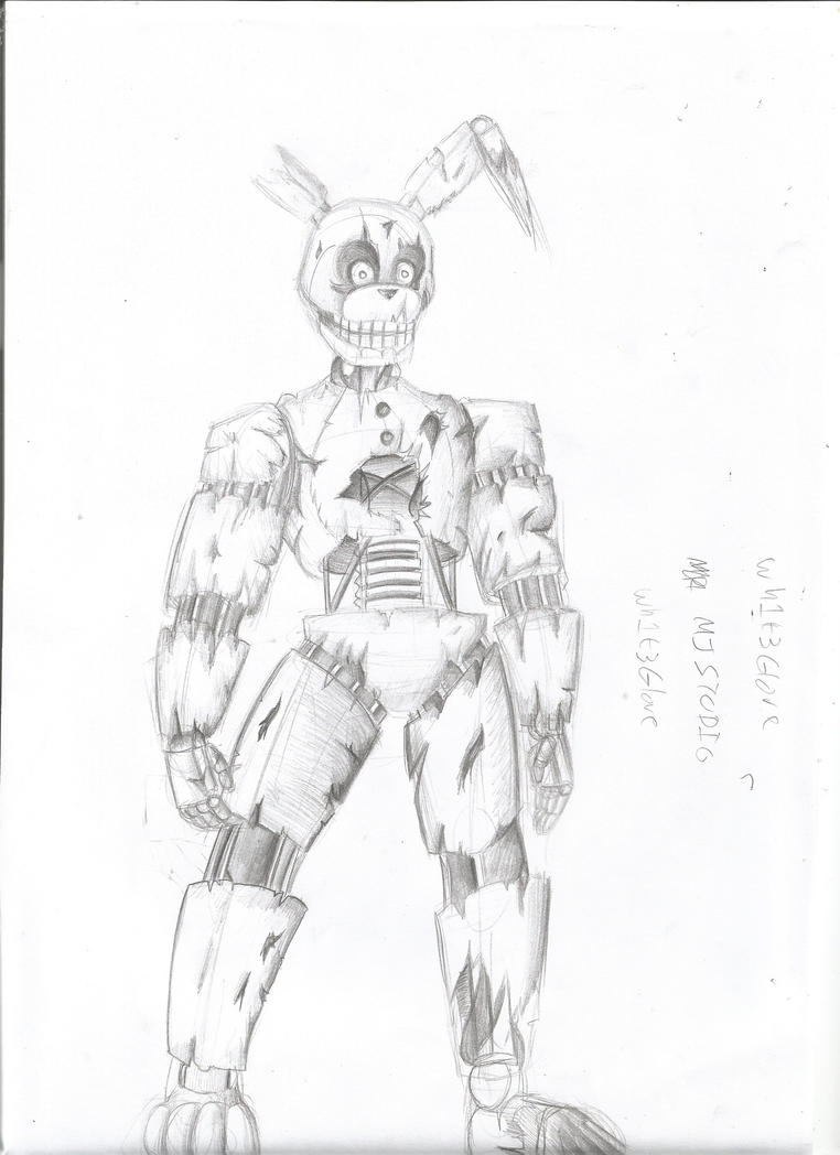 SPRINGTRAP by TheIcedWolf
