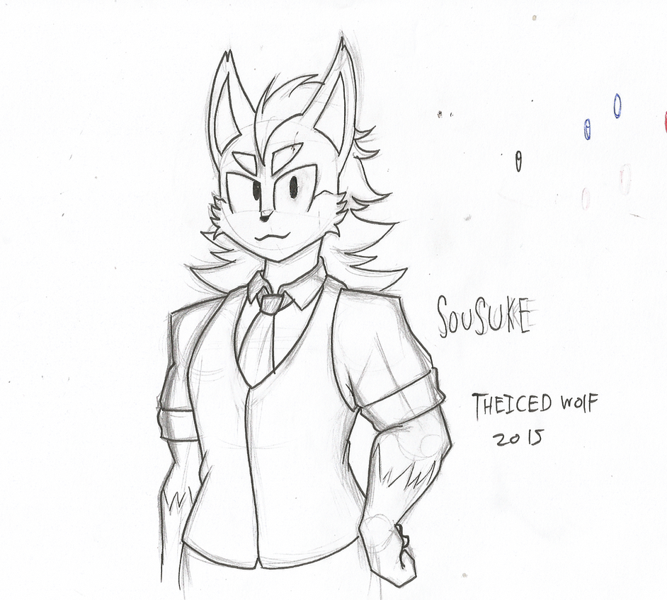 Sousuke by TheIcedWolf