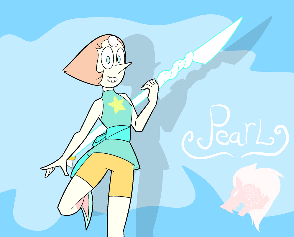 Pearl by TheIcedWolf