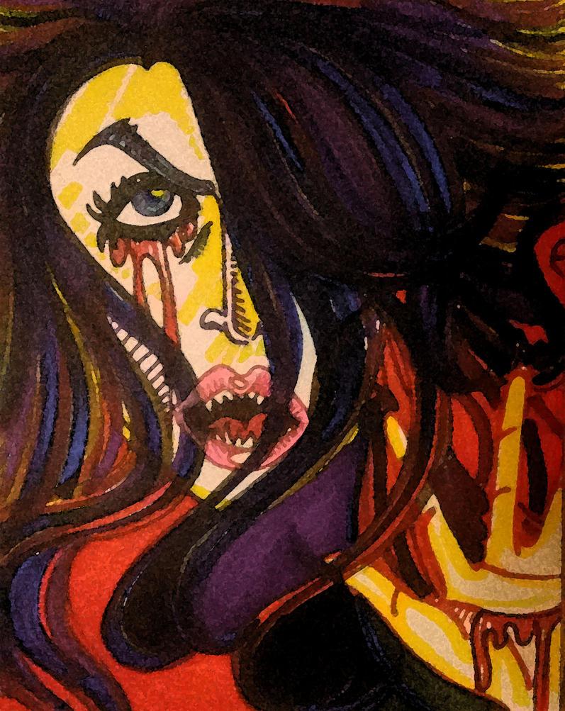 Elder Lilith by honeysuckle-wine