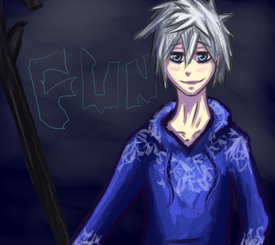 Jack Frost by Booneko