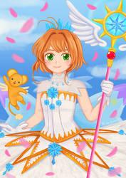 Sakura Clear Card Hen