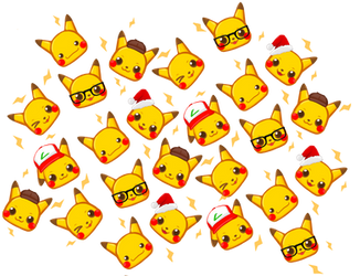 Pikachus by vanbueno