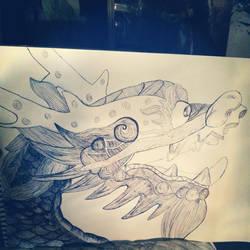 Chineses Dragon