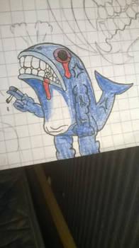 Baleine bleue/blue whale